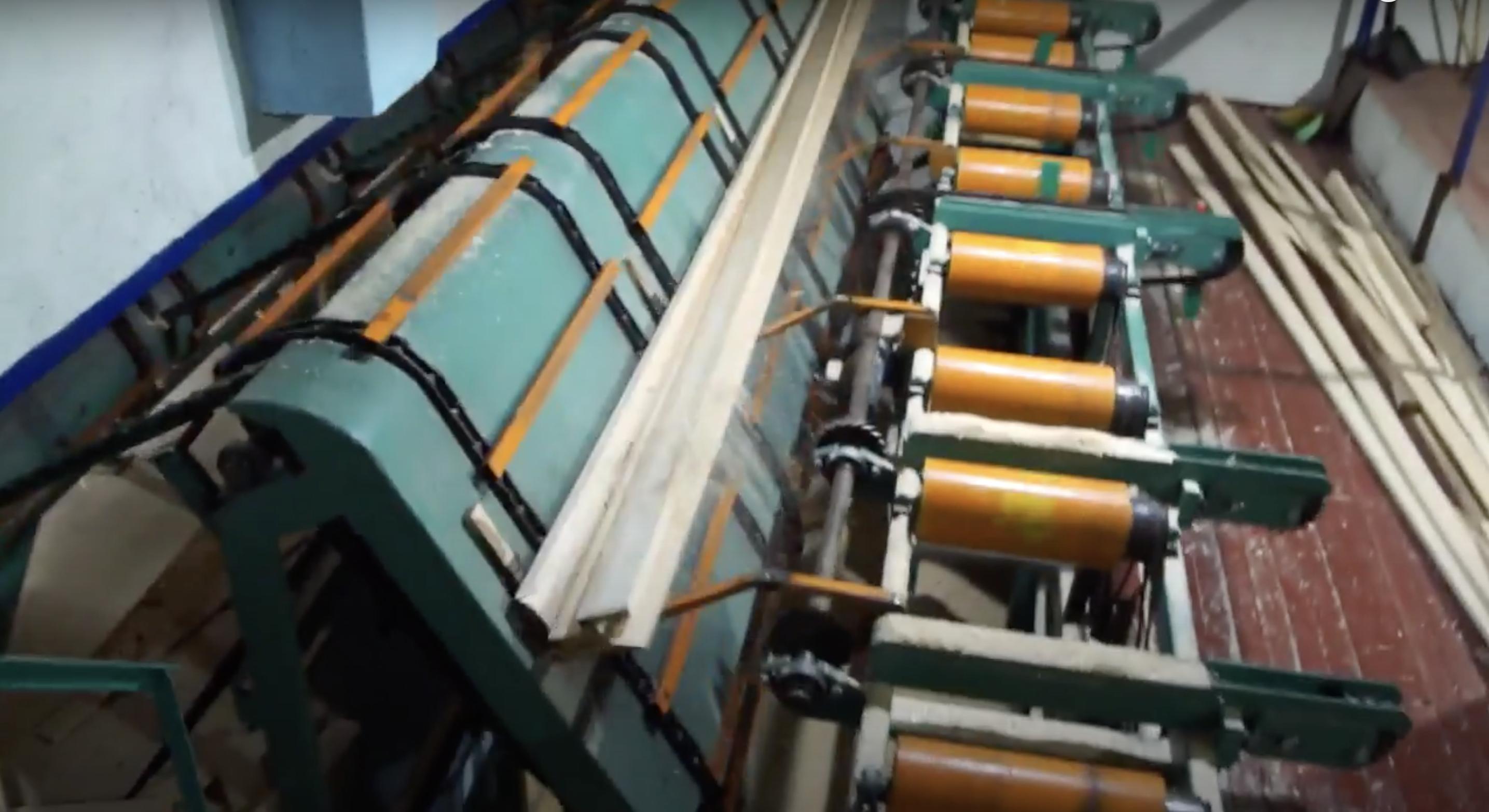 Board splitter slide