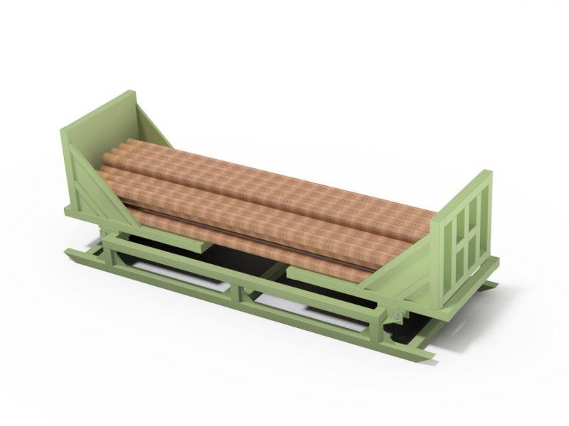 Log leveller