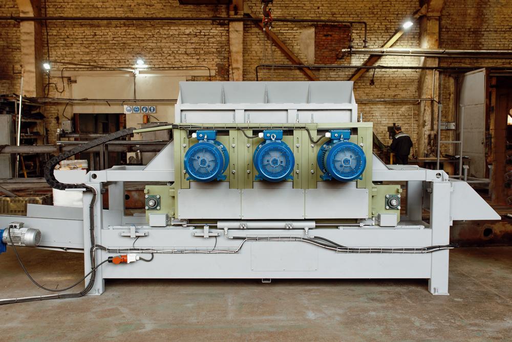 Wood chipboard machine SDS-3