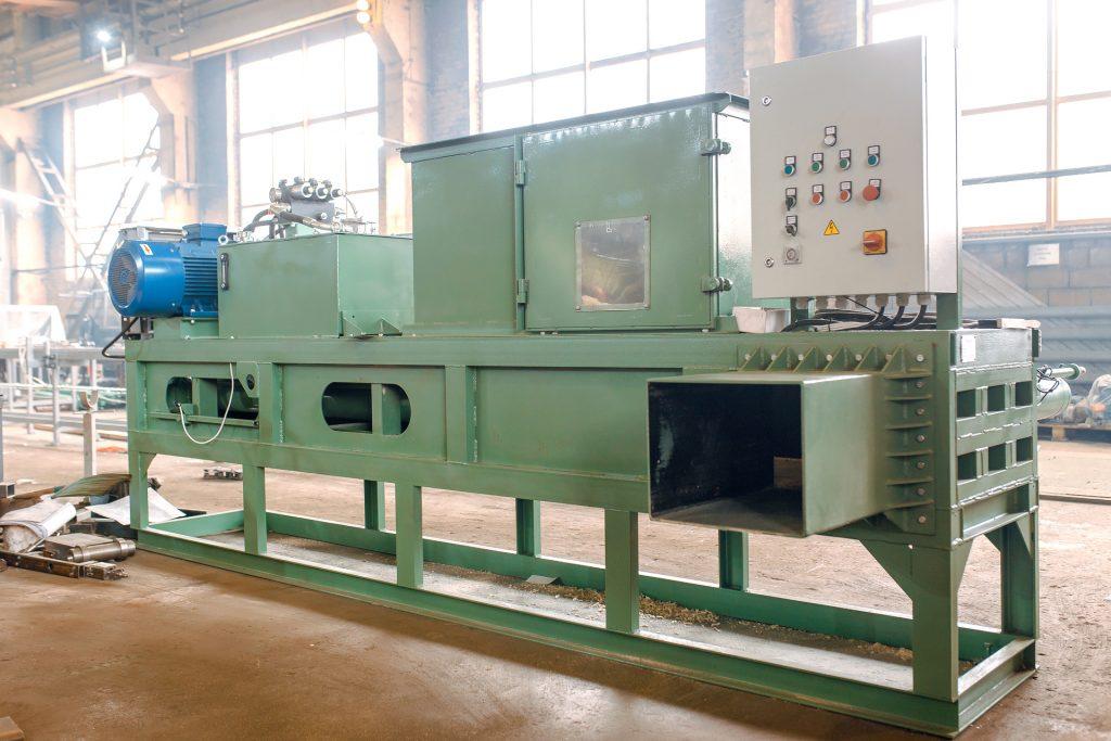 PGBU-2000 Hydraulic Packaging Press